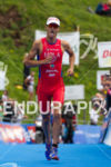 Mario Mola finishes second at the 2013 World Triathlon Series…