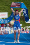 Jodi Stimpson wins at the 2013 World Triathlon Series -…