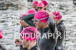 Pro Women waiting for the start at the 2013 Ironman…
