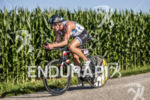 Tyler Butterfield riding his Cervelo at the 2013 Ironman Muncie…