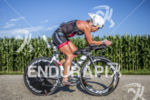 Anna Cleaver riding her Cervelo at the 2013 Ironman Muncie…