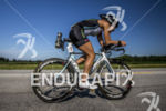 Ashley Clifford riding her Cannondale at the 2013 Ironman Muncie…
