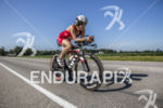 Molly Roohi riding her Cervelo at the 2013 Ironman Muncie…