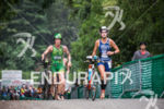 Heather Jackson and Valentina Carvallo lead a pack of Pro…