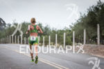 Heather Jackson chasing down the leader on the run at…