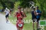 Joanna Lawn on the run at the DATEV Challenge Roth…