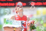 Timo Bracht at the finish line at the DATEV Challenge…