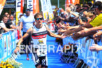 Winner Ritchie NICCOLS (GBR) crossing the finish line