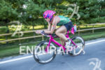 APRIL GELLATLY on the bike at the 2013 Ironman Louisville…