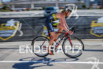 Cameron Dye on bike at the Super Sprint Triathlon Grand…