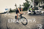 Laura Bennett during the bike leg at the 2013 Beijing…