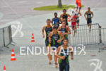 Men's pack out of the water at the 2013 Manaus…