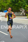 Olympian Diogo Sclebin (BRA) running during the 2013 Manaus ITU…