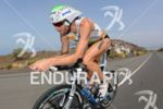 Faris Al-Sultan on the bike portion of the 2013 Ironman…