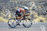 Eneko Llanos on the bike portion of the 2013 Ironman…