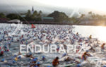 Start of the 2013 Ironman World Championship in Kailua-Kona, Hawaii…