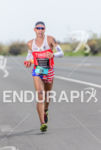 Matthew Russell running at the 2013 Ironman World Championship in…
