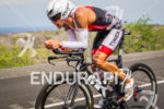 Mathew Russlle (USA) on bike at the Ironman World Championship…