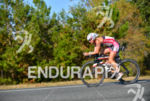 Carrie Lester riding at  the 2013 Ironman Florida in Panama…