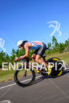 Andrew Starykowicz riding for a 4h02min bike split at  the…