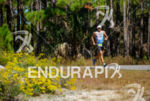 Andrew Starykowicz running at  the 2013 Ironman Florida in Panama…