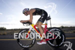 Jordan Rapp on the bike course at Ironman Arizona on…
