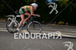 Dede Griesbauer riding fast at the 2014 Ironman 70.3 Pucón…