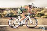 Meredith Kessler (USA) during the early stage of the bike…