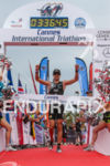 Herve Faure winning the 2014 Cannes International Triathlon, on April…
