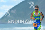 Ivan Albano running at the 2014 Ultra UB515 Brazil in…