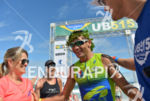 Ivan Albanos celebrates his victory at the 2014 Ultra UB515…