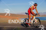 Jan Frodeno on bike at the  Ironman 70.3 St. George…