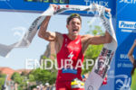 JAN FRODENO wins the US Pro Championship at the  Ironman…