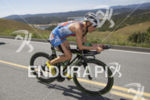 Heather Jackson shows her metal at Wildflower Long Course Triathlon…