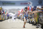 Heather Jackson is victorious at Wildflower Long Course Triathlon on…