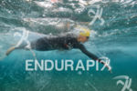 swimmer at the 2014 Ironman Lanzarote on May 17, 2014.