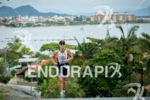 Spain's Marcel Zamora at the 2014 Ironman Florianopolis in Florianopolis,…