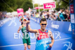 Mario Mola ESP at the 2014 London Itu Triathlon in…