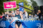 Gwen Jorgensen USA at the 2014 London Itu Triathlon in…