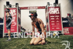 Charisa Wernick catching her breath after dominating the course at…