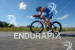 Laura Philipp on the bike at the 2014 Challenge Kraichgau…