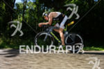 Sebastian Kienle on the bike at the 2014 Challenge Kraichgau…