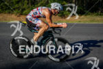 Ryan Bates (USA) on bike at the Challenge Atlantic City…
