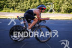 Chris Boudreaux (USA) on bike at the Challenge Atlantic City…