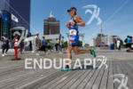 Jacqui Gordon (USA) on run at the Challenge Atlantic City…