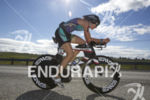 Heather Wurtele dominating the bike course at Ironman Coeur d'Alene…