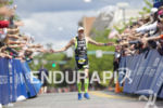 Andy Potts claiming victory at Ironman Coeur d'Alene on June…