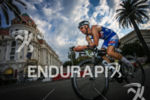 Age Group athlete passes by the famous Hotel Negresco at…