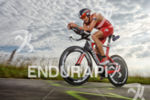 Jan Frodeno on the bike at the Ironman European Championship…