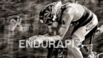 Sebastian Kienle on the bike at the Ironman European Championship…